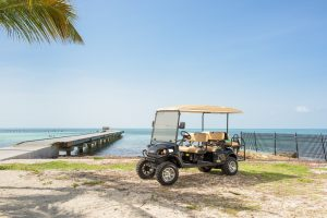 Key West Gas Powered Golf Carts | Pirate Scooter Rentals of